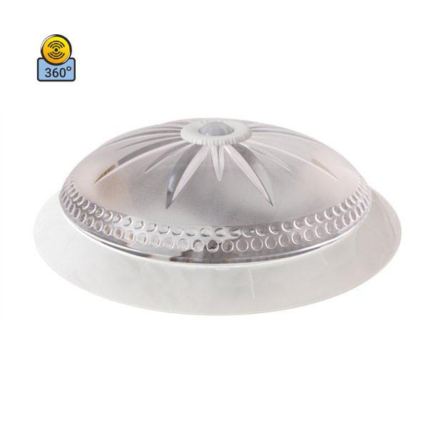 Светильник потолочный ERKA 1149D LED-P 24W 4200 К прозрачный/прозрачный с датчиком движения