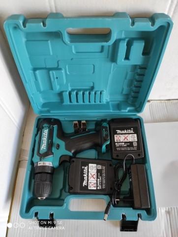 Купить Шуруповерт аккумуляторный MAKITA 550DWE (24V/5 А/час)