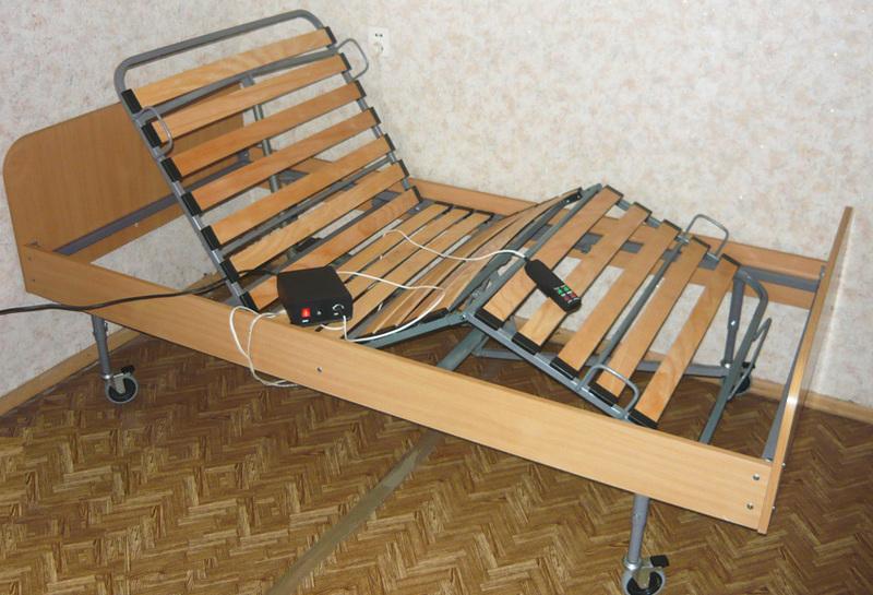 Многофункциональная кровать для лежачих больных  б/у екатеринбург