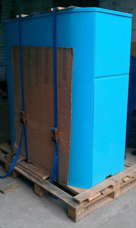 Купить Установка Ремизова «Деферум-1» (произв.1м.куб/час) - очистка артезианской воды (подземной воды) или поверхностной воды
