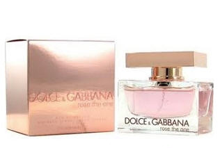 Духи женские DOLCE&GABBANA THE ONE ROSE