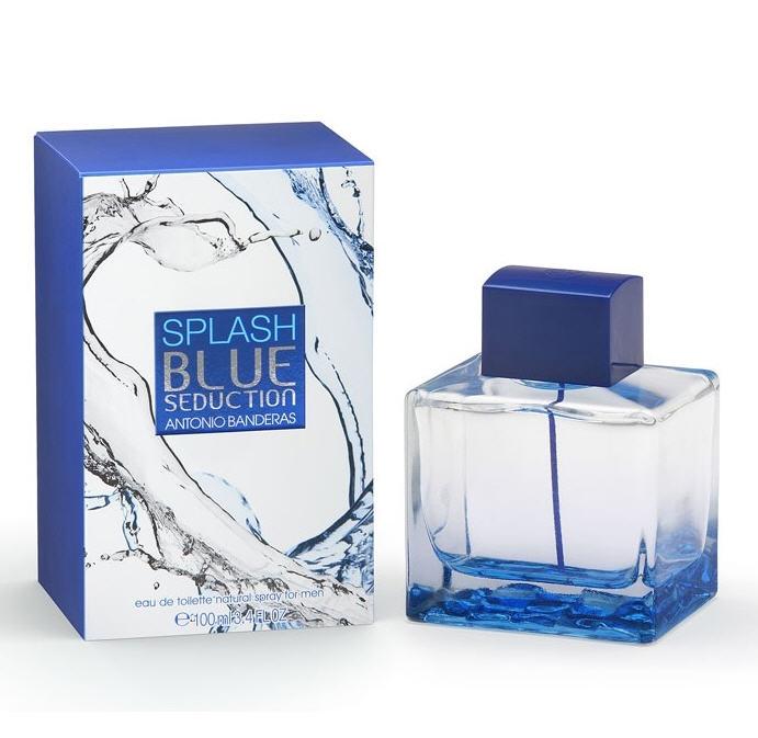 Купити Парфумерія SPLASH BLUE SEDUCTION MAN