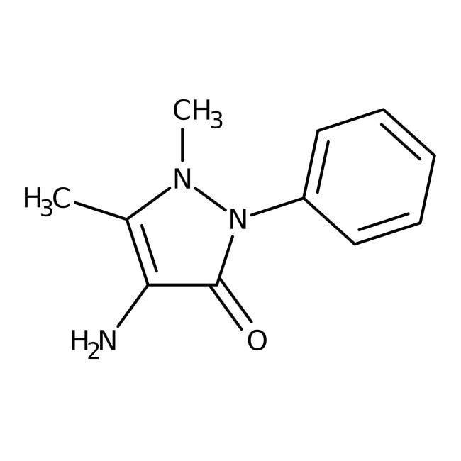 4-Аминоантипирин, CAS № 83-07-8