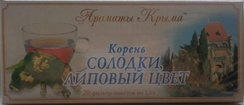 Купить Чай из корня солодки и липового цвета купить Украина