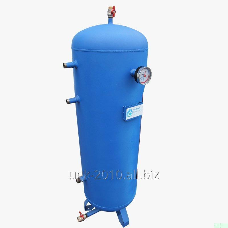 Buy Teplobak (Heat accumulator) 1430 liters, with 1 coil, without insulation
