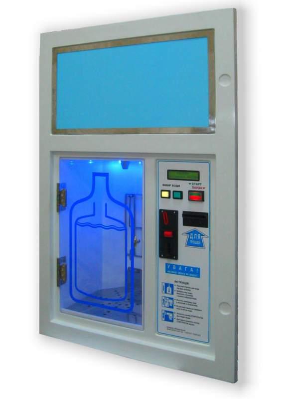 Панель автомата врезная для автоматической продажи воды