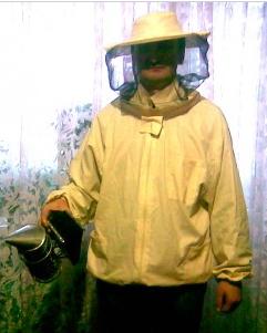 Купить Куртка пчеловода (тип 2)