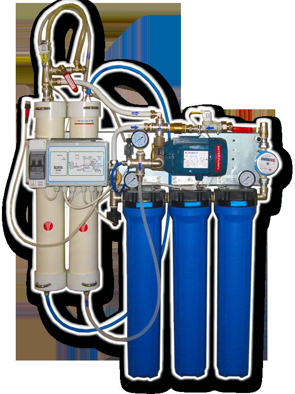 Система водоподготовки RO-600