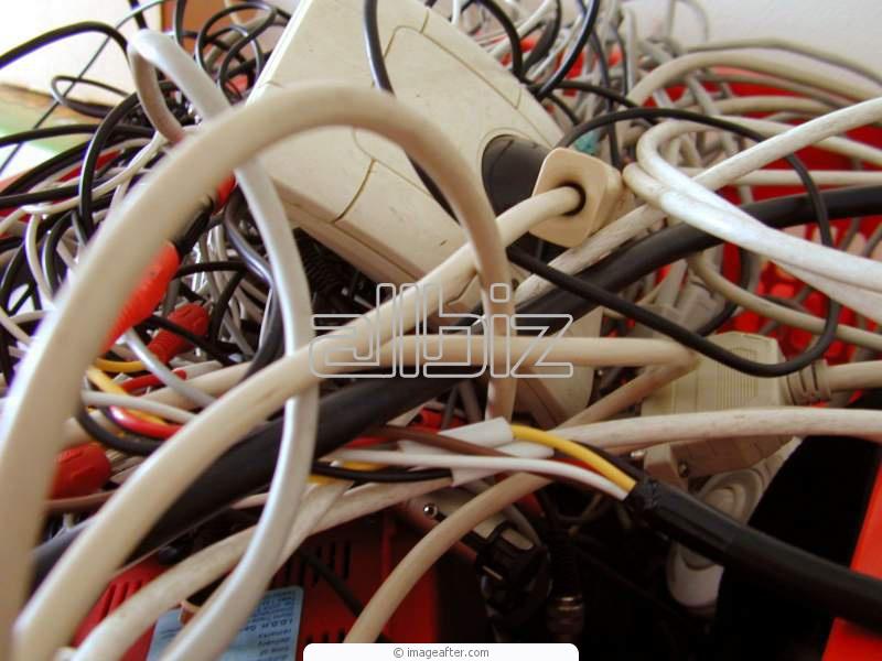 Купить Кабели, провода в ассортименте. доставка.