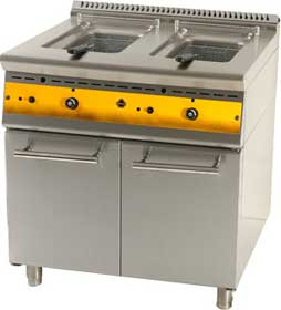 Buy Deep fryer professional gas sergas gf4s7