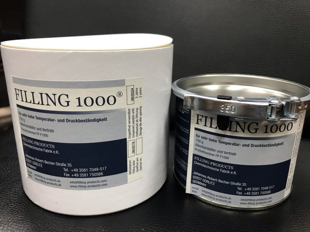 Filling 1000 уплотнительная паста