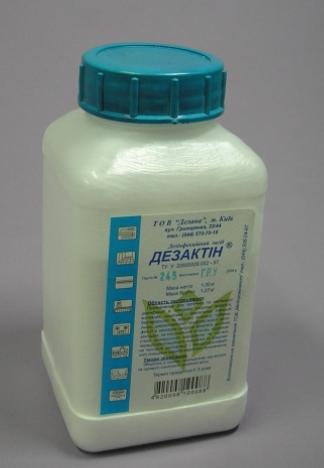 Dezaktin - disinfectan