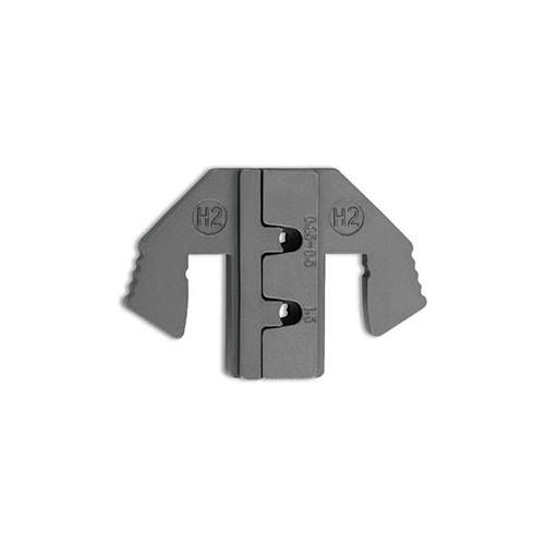 Купить Сменные губки для клещей обжимки клемм (тип H2) TOPTUL DLAH2016