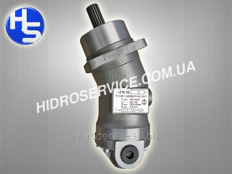 Гидромотор  210.12.00 (210.12.11.01Г) шлицевой.