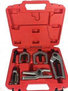 Купить Комплект съемников шарових опор, рулевых тяг и наконечников 6 предметов 1-B1032 Ampro