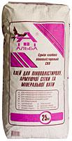 Клей для пенополистерола и армирующей сетки №2