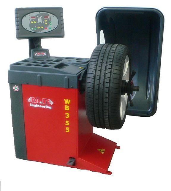 WB 355 Приспособление балансировочное M&B ENGINEERING