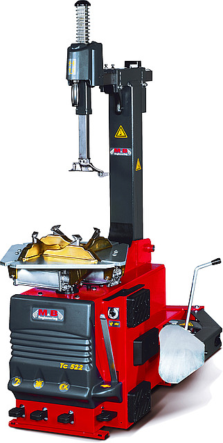 ТС 522, 3/400/50 Приспособление контрольно-шиномонтажное M&B ENGINEERING