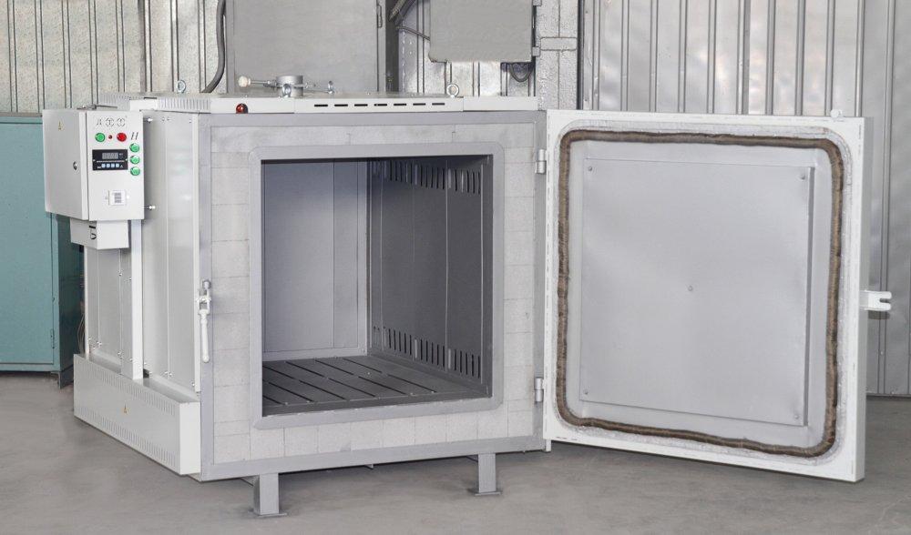 cumpără Electrice uscator SNO-8.6.8/4 E1 la temperaturi ridicate termic camera, uscare, etc. termice procesează până la 400 c, Bortek, Boryspil, Ucraina