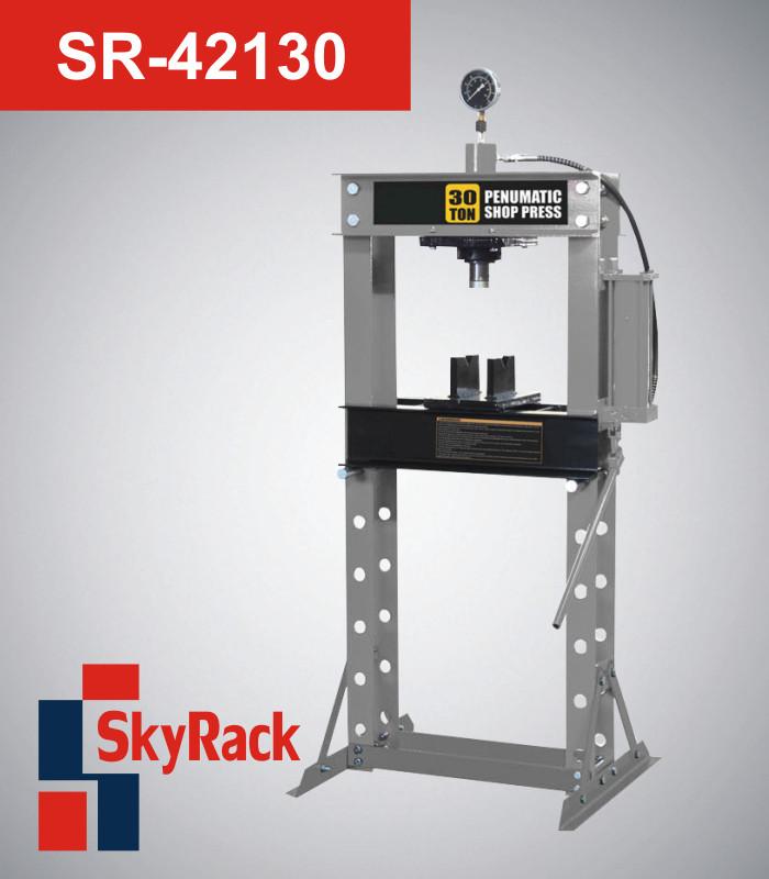 Пресс гаражный гидравлический напольный SkyRack