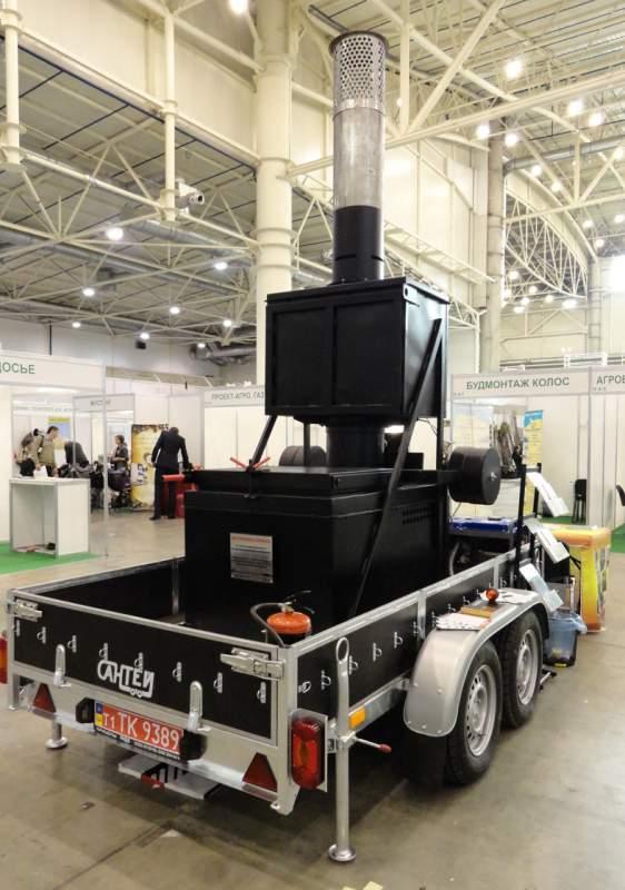 Оборудование для крематориев домашних питомцев