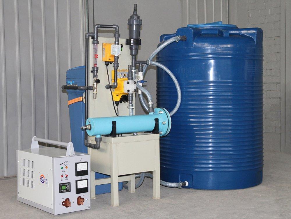 Установка обеззараживания воды Пламя-2