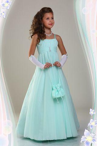 Бальные платья для детей фото