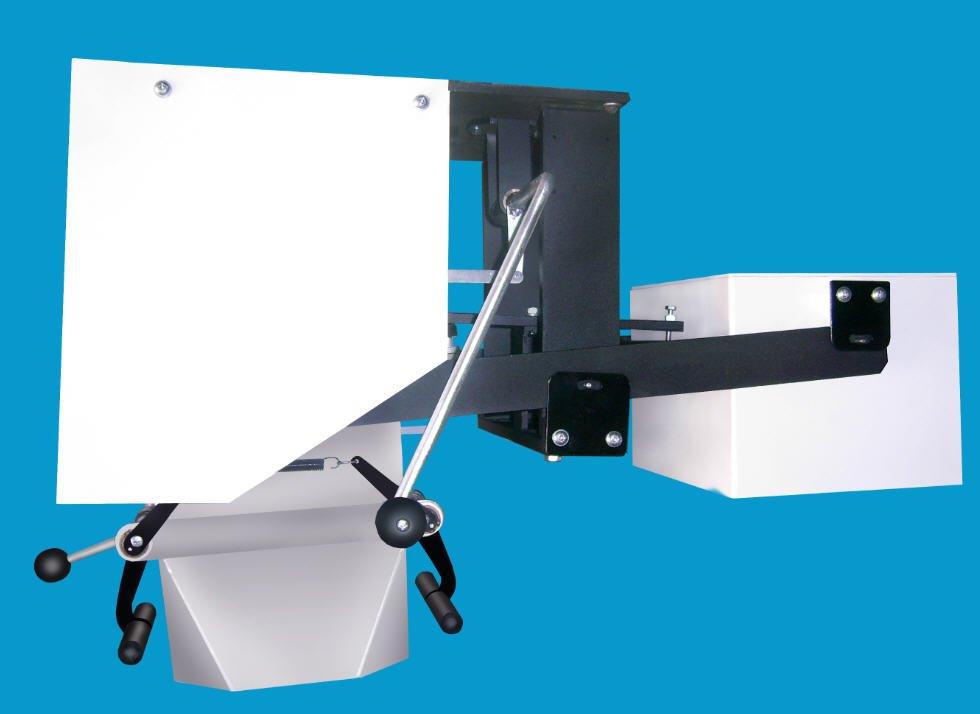 Оборудование дозировочное, полуавтоматический весовой дозатор ДСВМ рычажного типа