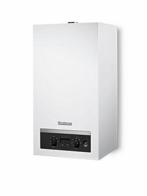 Купить Немецкий газовый котел Buderus Logamax U044К 24кВт. дымоходный