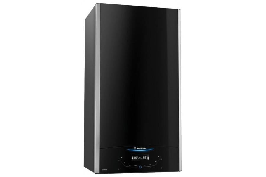 Купить Котел газовий конденсаційний Ariston ALTEAS ONE NET 35 двоконтурний турбований