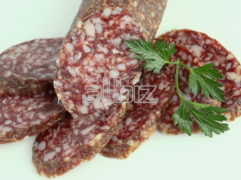 Каррагенан 101 для колбасного производства.
