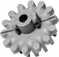 Buy Gear wheels driving for conveyor tapes