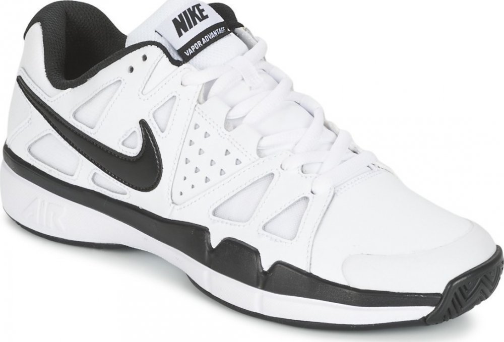 ... low cost tennis nike air max courtballistec 4.3 white red sneakers  99956 805da 95fb8250d6a