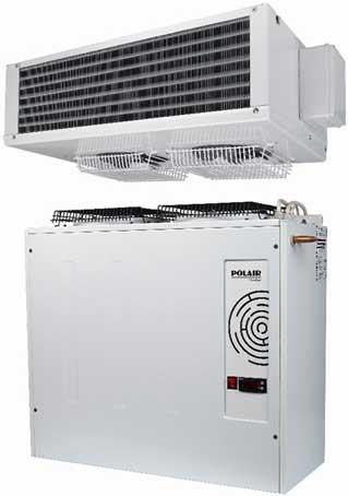 Купить Сплит-система среднетемпературная SM 226 SF Polair (холодильная)