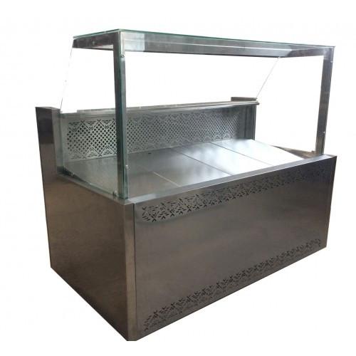 Купить Мясная витрина ВХСКУ Пальмира Куб 1.8 Айстермо