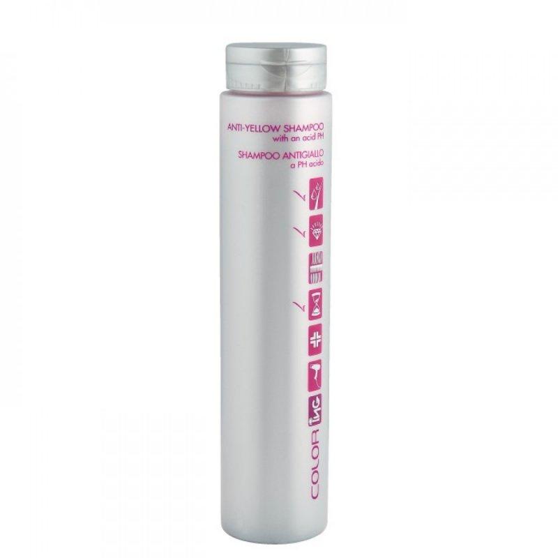 Купить Антижелтый Шампунь Anti Yellow Shampoo ING, 250 Мл