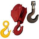 Крюки, крюковые заготовки, крюковые подвески