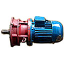Мотор-редуктор планетарный МПО1М и МПО2М