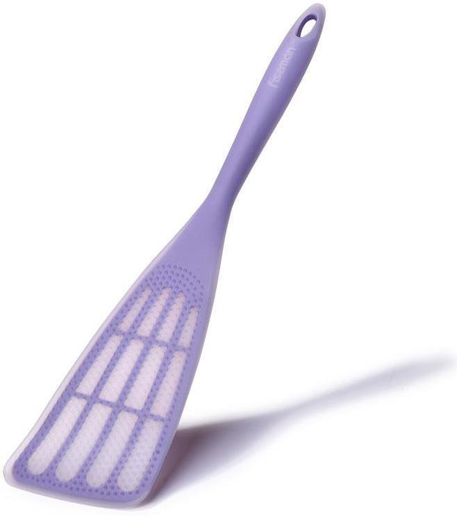 Купить Лопатка перфорированная Fissman Mauris 35см нейлон+силикон