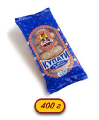 Купить Купаты мясные с гречкой