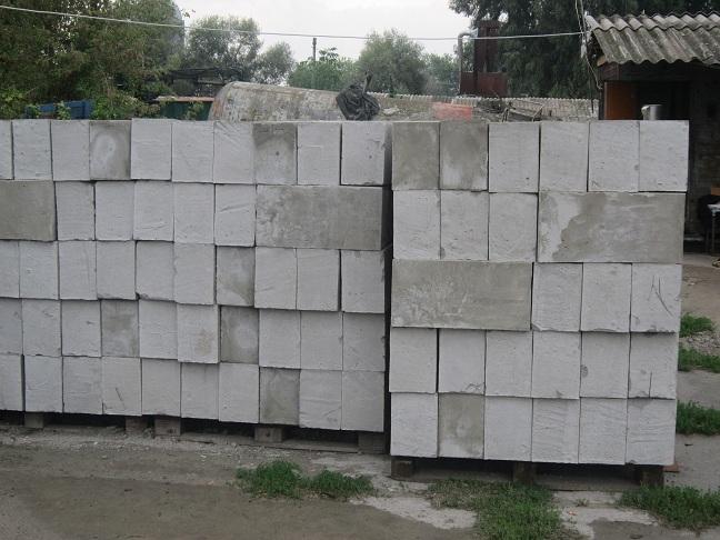 Buy D-700 foam concrete block