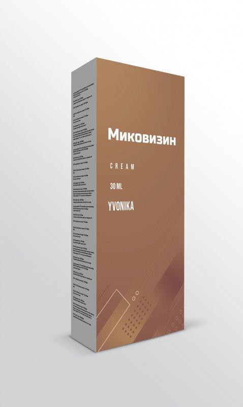 Acquistare Mikovizin - crema per funghi