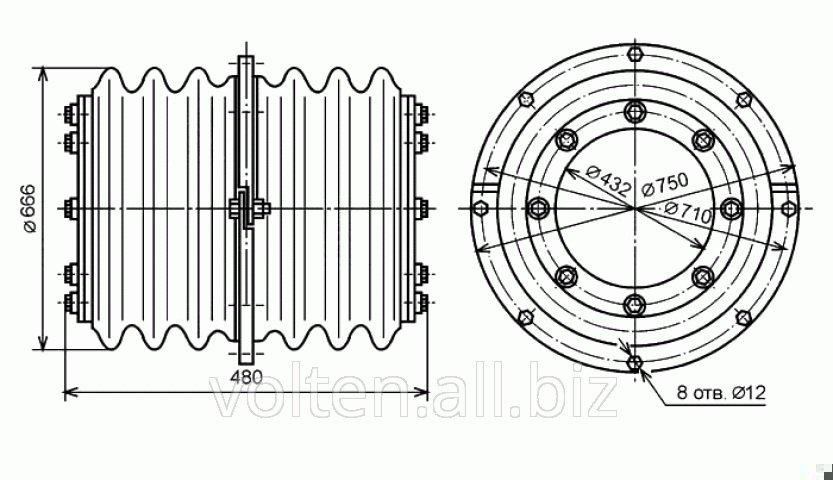 Изоляторы проходные для внутренней установки ИП-20/10000 купить.
