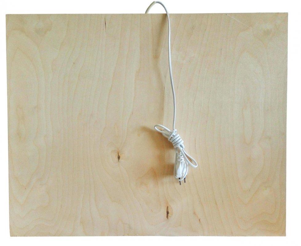 Купить Обогреватель-подставка деревянный ТРИО 01603 100 Вт, 62 х 49 см