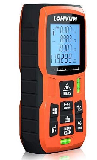 Купить Дальномер лазерный Lomvum LV60 60м 5731