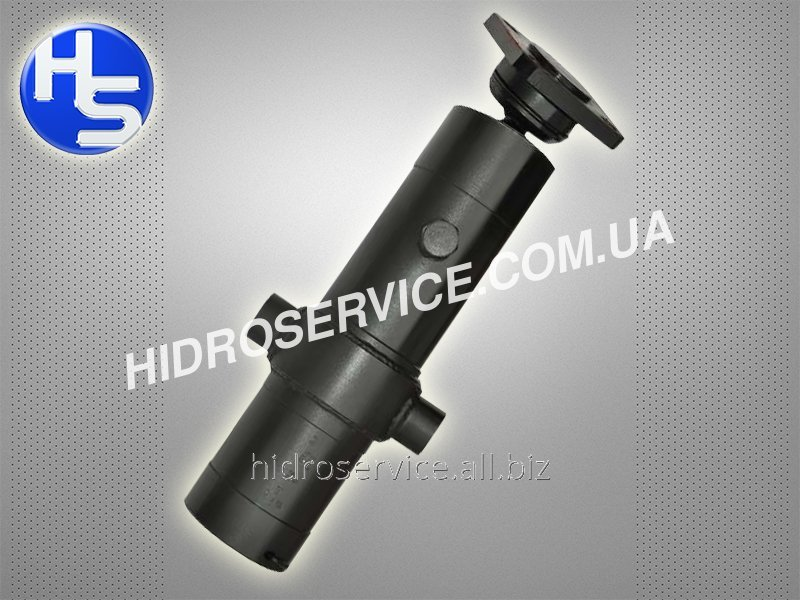 Гидроцилиндр КАМАЗ (3-х штоковый)   55102-8603010 с/о