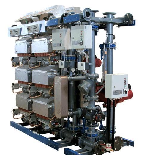 """Купить Модульные котельные установки системы """"Укринтерм"""" предназначены для теплоснабжения и горячего водоснабжения производственных, жилых и общественных зданий и сооружений."""