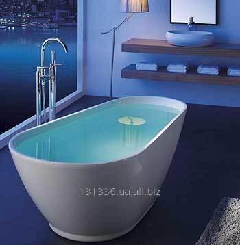 Купить Ванна отдельностоящая асиметричная, 958