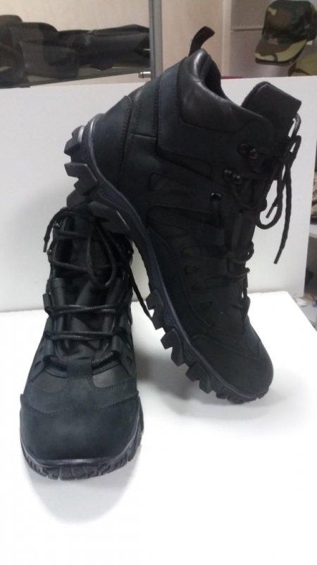 Купить Ботинки тактические зимние (фольгезированная стелька)