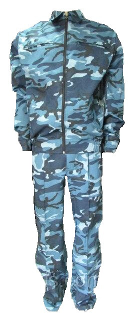 Купить Камуфлированный костюм для сотрудников охранных структур (модель Альфа)